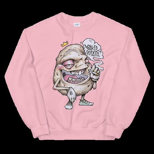 BAKED POTATO Unisex Sweatshirt