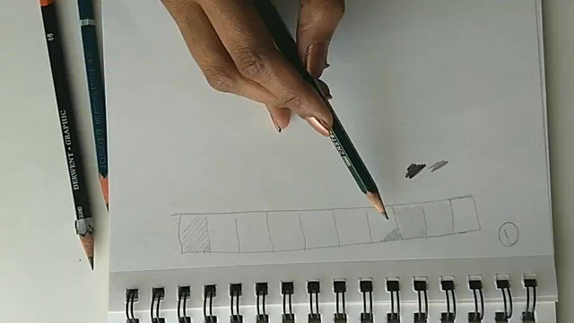 Basic Sketching Materials and Value Scale