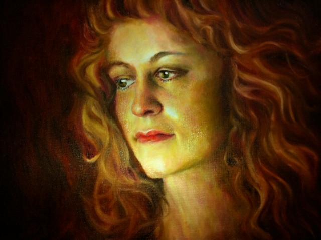 Katherine - a portrait study
