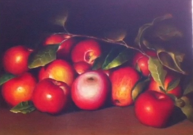 Apples - A study in Red