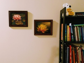 3 Tips for Hanging Artwork at Home