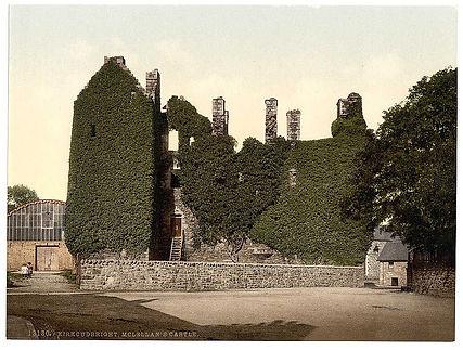 Scotland, Kirkcudbrightshire, Kirkcudbri
