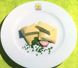Ricotta Maultaschen vegetarische Maultaschen