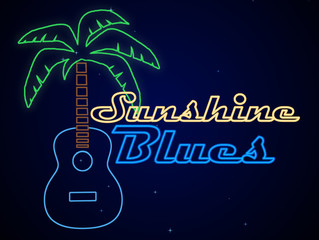 PBS aired weekly series, Sunshine Blues, featuring three of Lakehouse's very own artists.