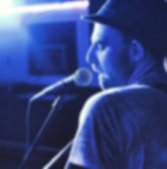 Sean-Patrick and the Newgrass Revolution on stage