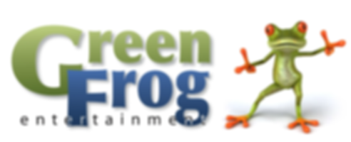 Green Frog Entertainment Logo