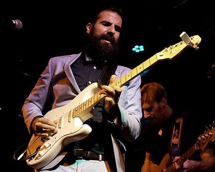 Buddy Ayache of Buddy Blues Band