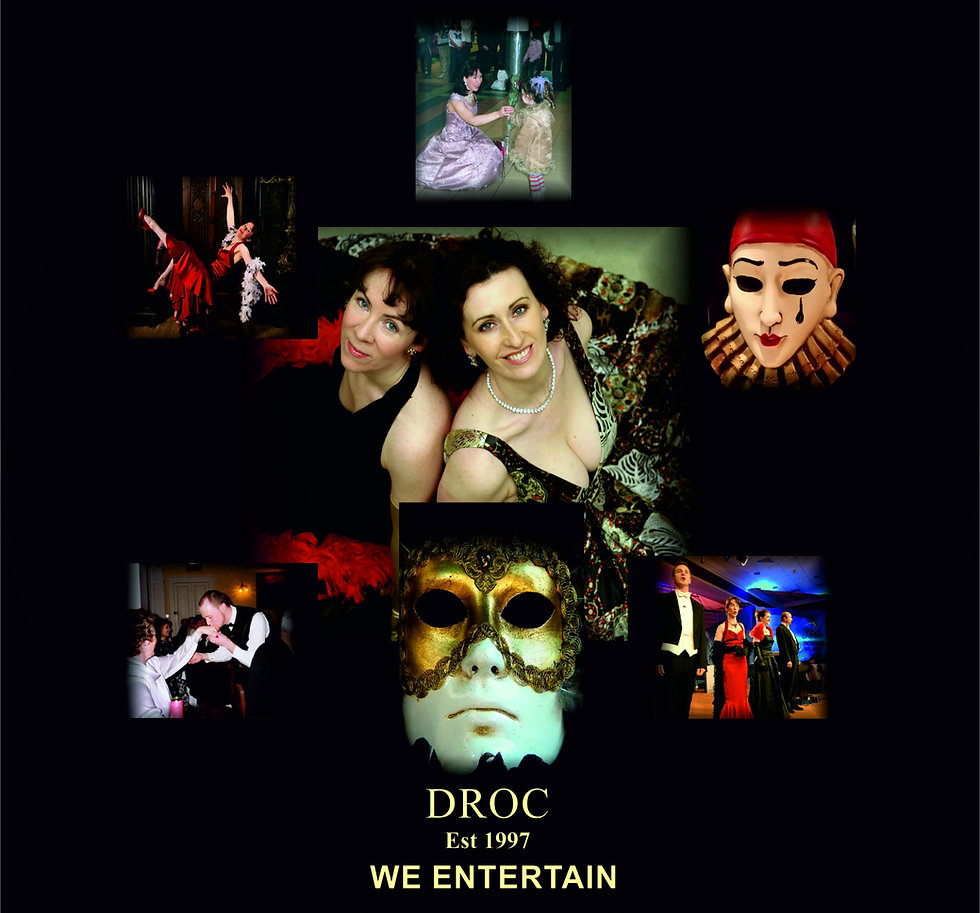 Opera Singers for Hire | Dublin | The Drawing Room Opera Company