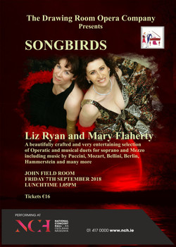 Songbirds Flier poster NCH.cdr