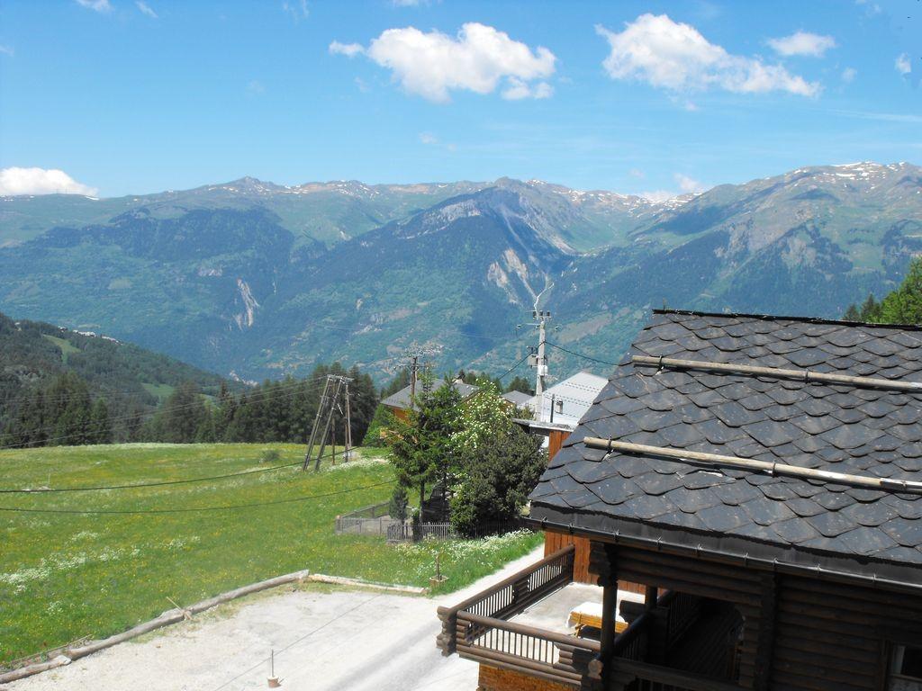Vue Alpes