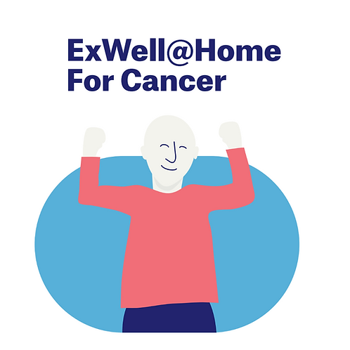 ExWell@Home For Cancer - Postage Package