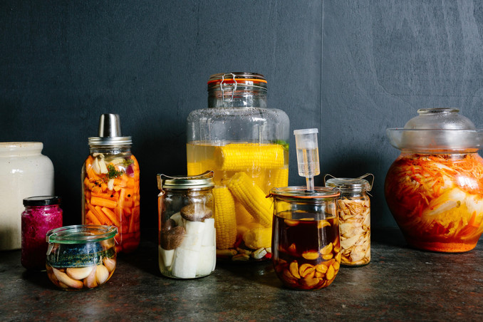 'Ferment for Good' Cookbook
