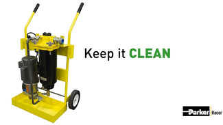 Get CLEAN Fuel with a Portable Fuel Filtration Cart
