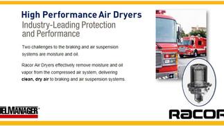 High Performance Air Dryers - Racor