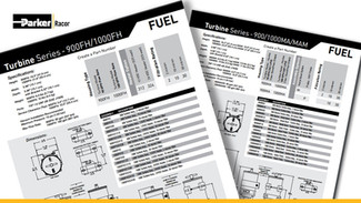 Turbine Series Cut Sheets Now Available