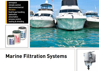 The Latest Racor Marine Filtration System Brochure