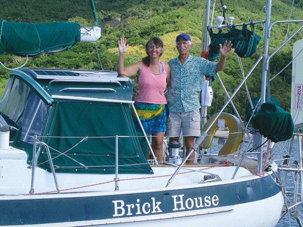 Partrick Childress Brick House Solutions for Crusing Sailers