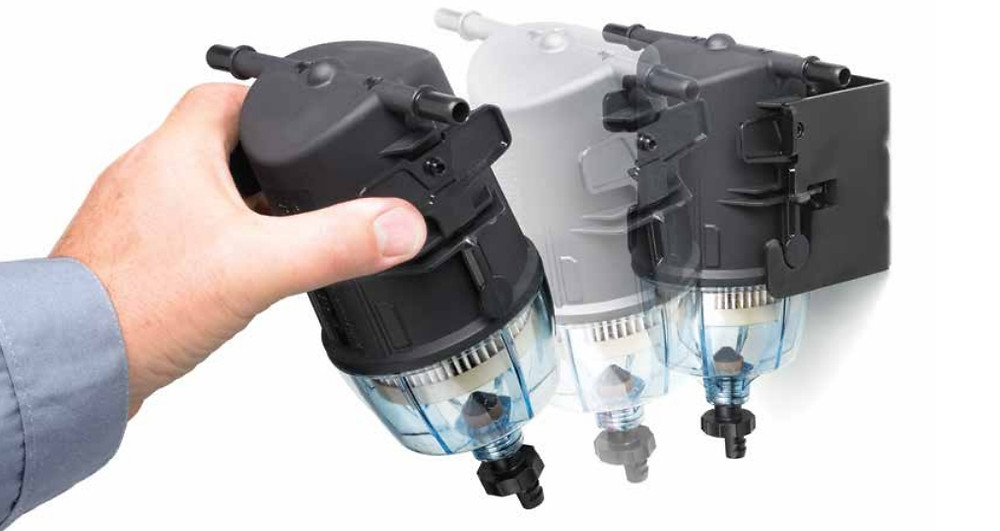 Racor Snapp Fuel Filters