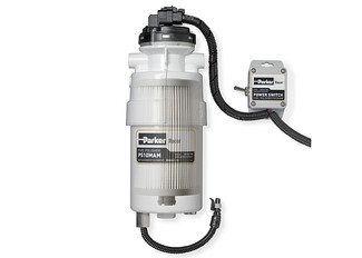 P510MAM Fuel Polisher - Fuel Filter/Water Separator