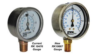 Fuel Pressure & Restriction Gauges for Fuel Products