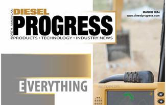 GreenMAX - First Line of Defense - Filtration Article in Diesel Progress