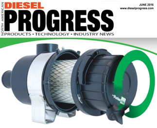 ECO-TL - Clearing the Air - Filtration Article in Diesel Progress