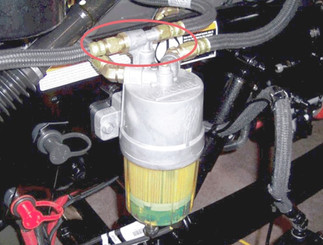 Direct Injection Thermal Valve For Engine & Chassis Mounted Filtration