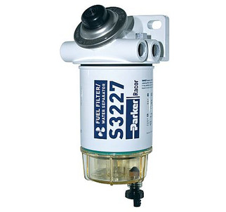Marine Gasoline Spin-on Fuel Filter Seasonal Maintenance