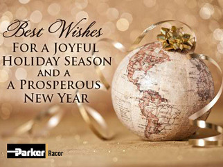 Happy Holidays from Parker Engine Mobile OE Division !