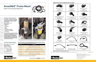 You Deserve an Upgrade: GreenMAX™ Universal Frame Mount Retrofit Kit