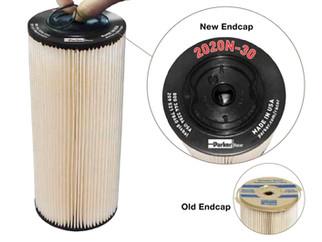 FAQ Spotlight: Turbine Series Filters with Black Endcaps?