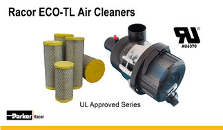 ECO-TL Air Cleaners: New Flame Retardant, UL Approved Series