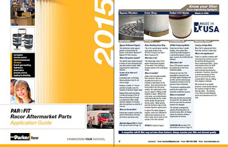 Product Brochure: Racor Aftermarket Parts