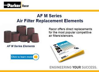 Racor Air Filter/Silencers