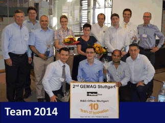 10 Years of Filtration Innovation at Racor Stuttgart, Germany