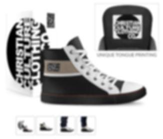 Christian Culture Sneaker Prototype