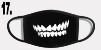 WHITE TEETH MASK