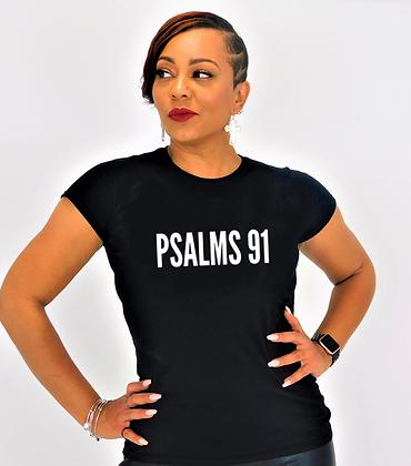 PSALMS 91 TEE