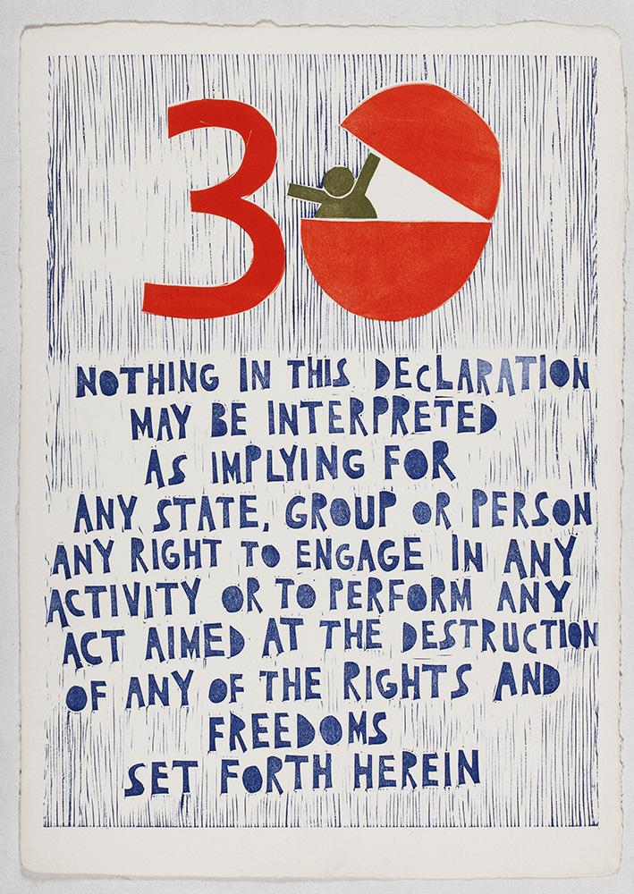Artigo 30o DUDH