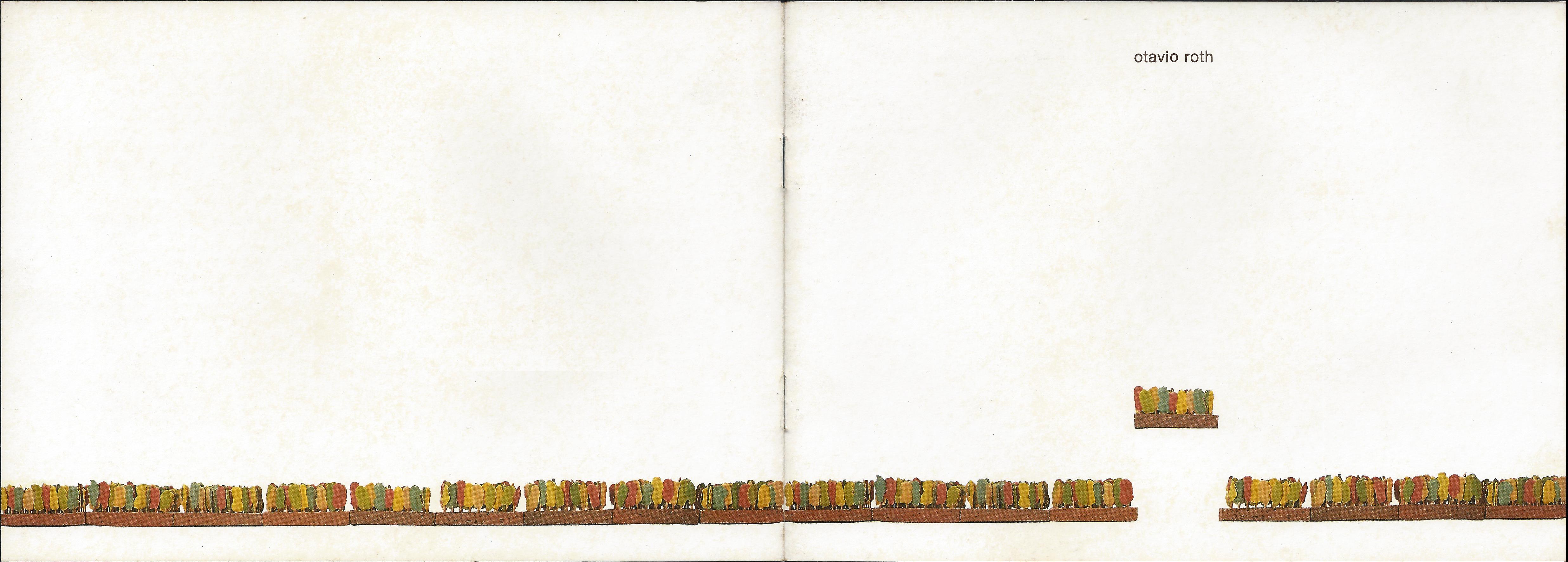 Germinando - FILSAN 1989 capa e contra-capa