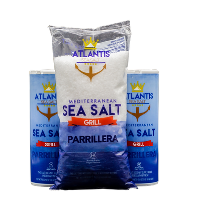 Atlantis Sea Salt Coarse