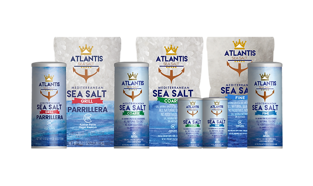 Atlantis Sea Salt Products