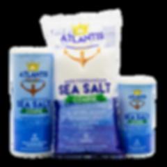 Atlantis Sea Salt Coarse