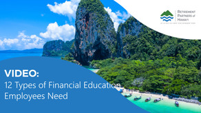 12 Types of Financial Education Employees Need