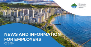 News and Information for Employers Q3 2020