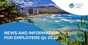 News and Information for Employers Q4 2020