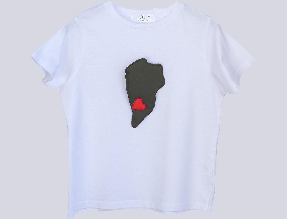 Camiseta Solidaria Cumbre Vieja