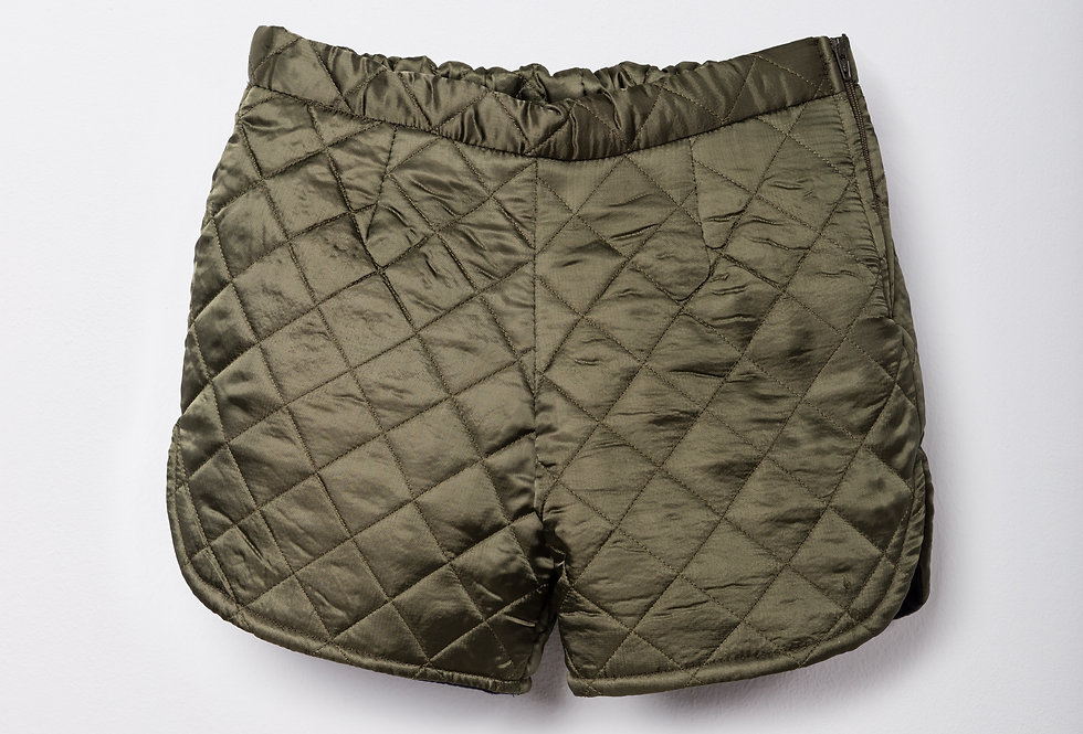 Pantalón corto acolchado Padded