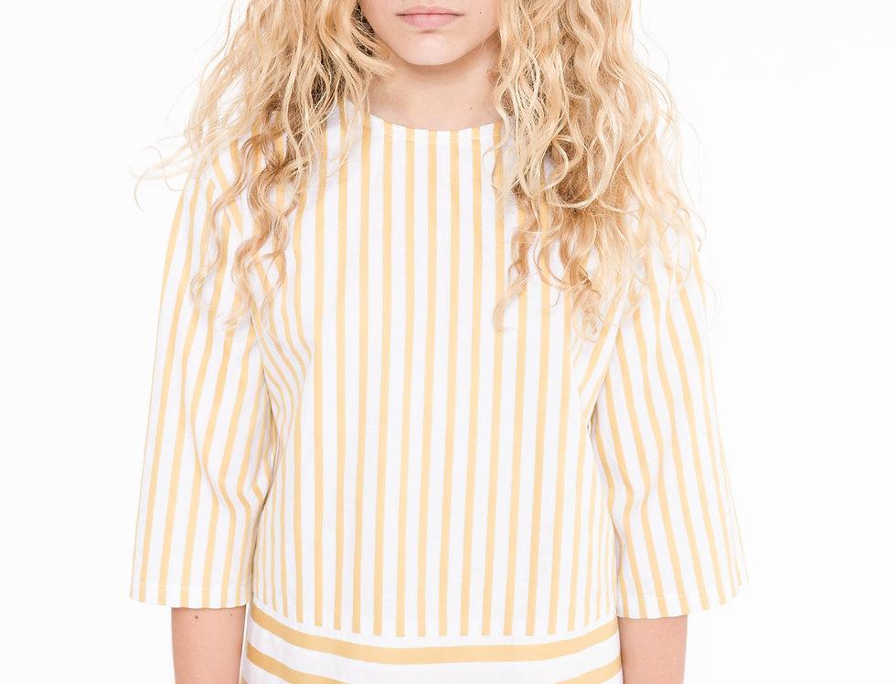 "Blusa ribbons ""Stripes"""