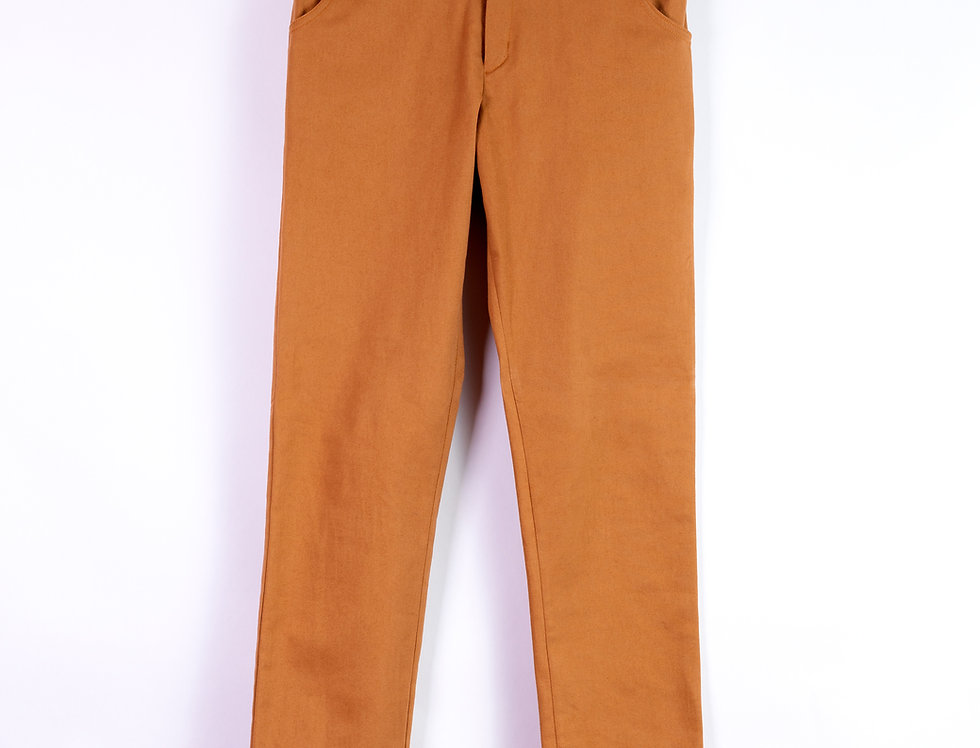 Pantalón largo sarga  TOFFEE